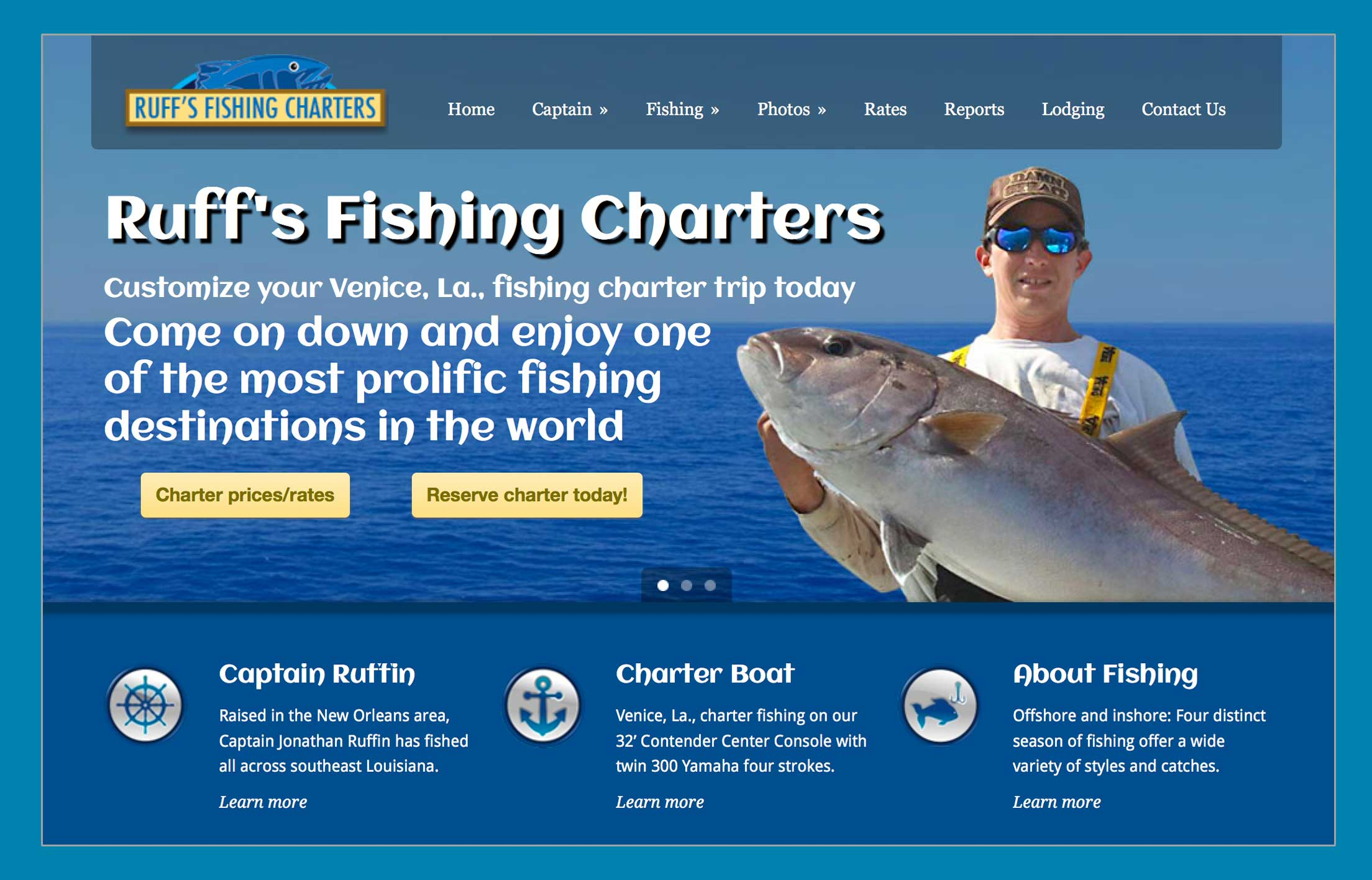Ruff's Fishing Charters