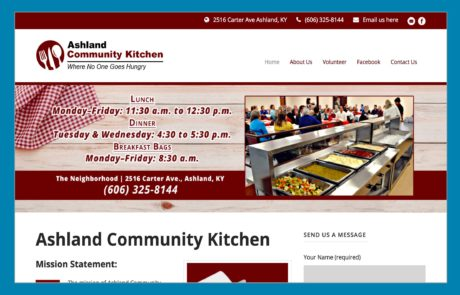 Ashland Community Kitchen