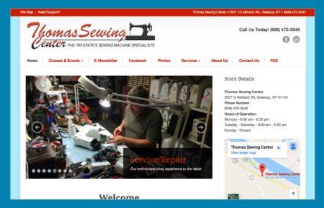 Thomas Sewing Center