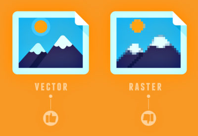 Raster vs. Vector