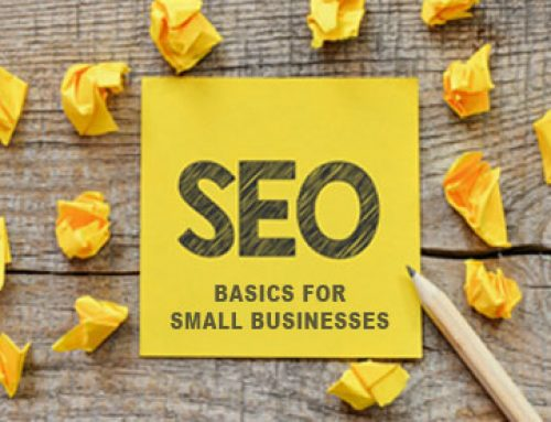 Five SEO website basics for the small business minded