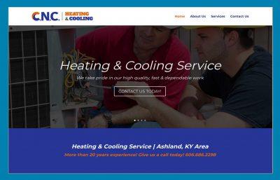 C.N.C. Heating & Cooling
