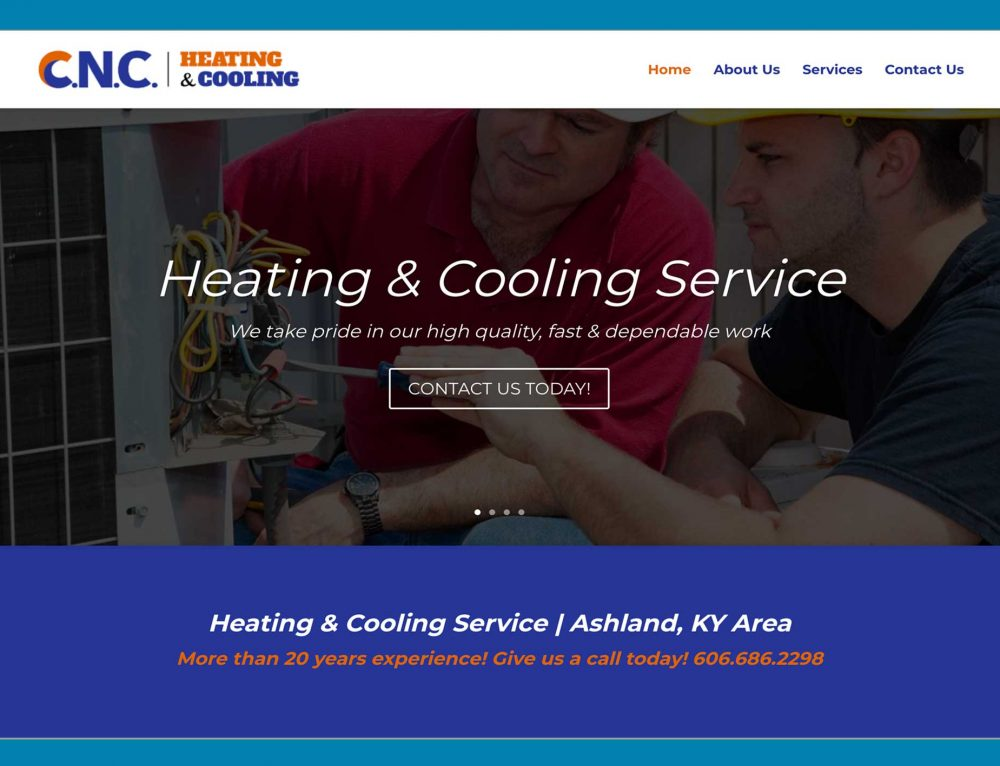 C.N.C Heating & Cooling