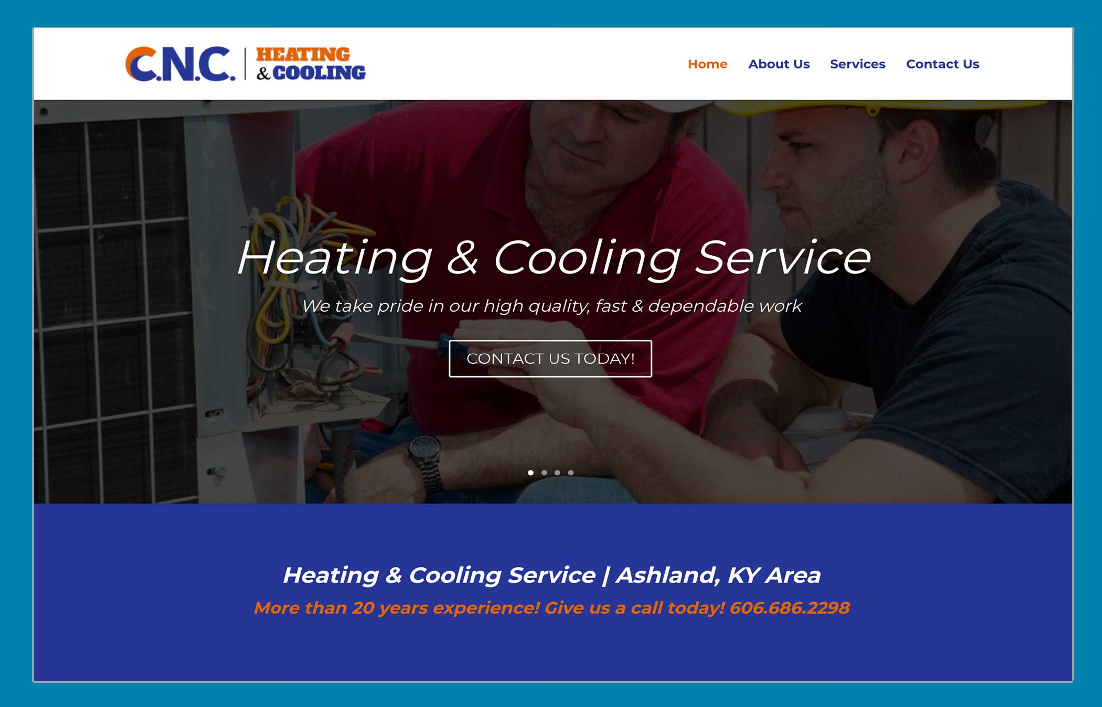 C.N.C. Heating & Cooling