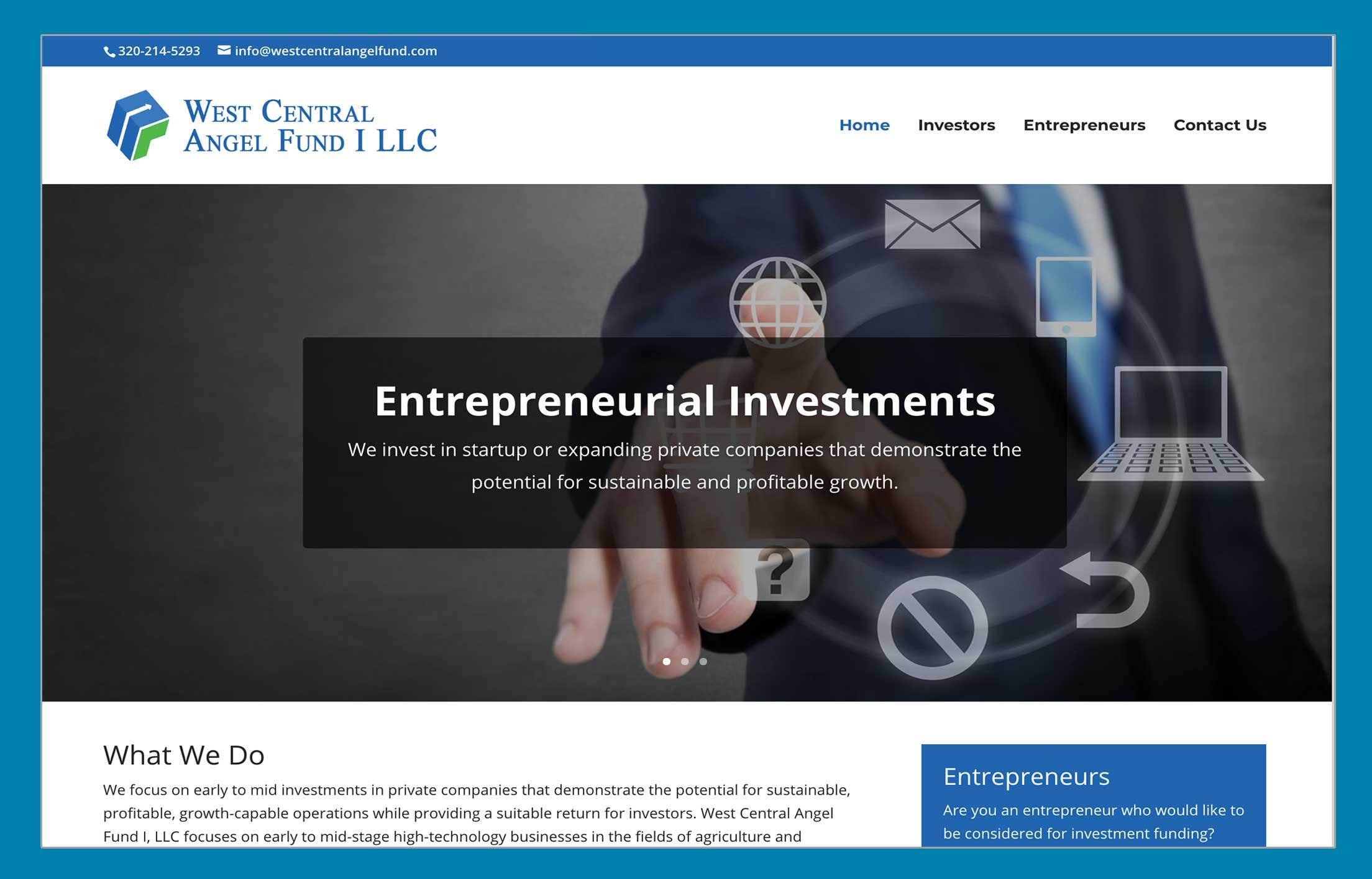 West Central Angel Fund