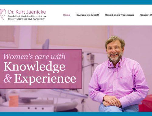 Dr. Kurt Jaenicke