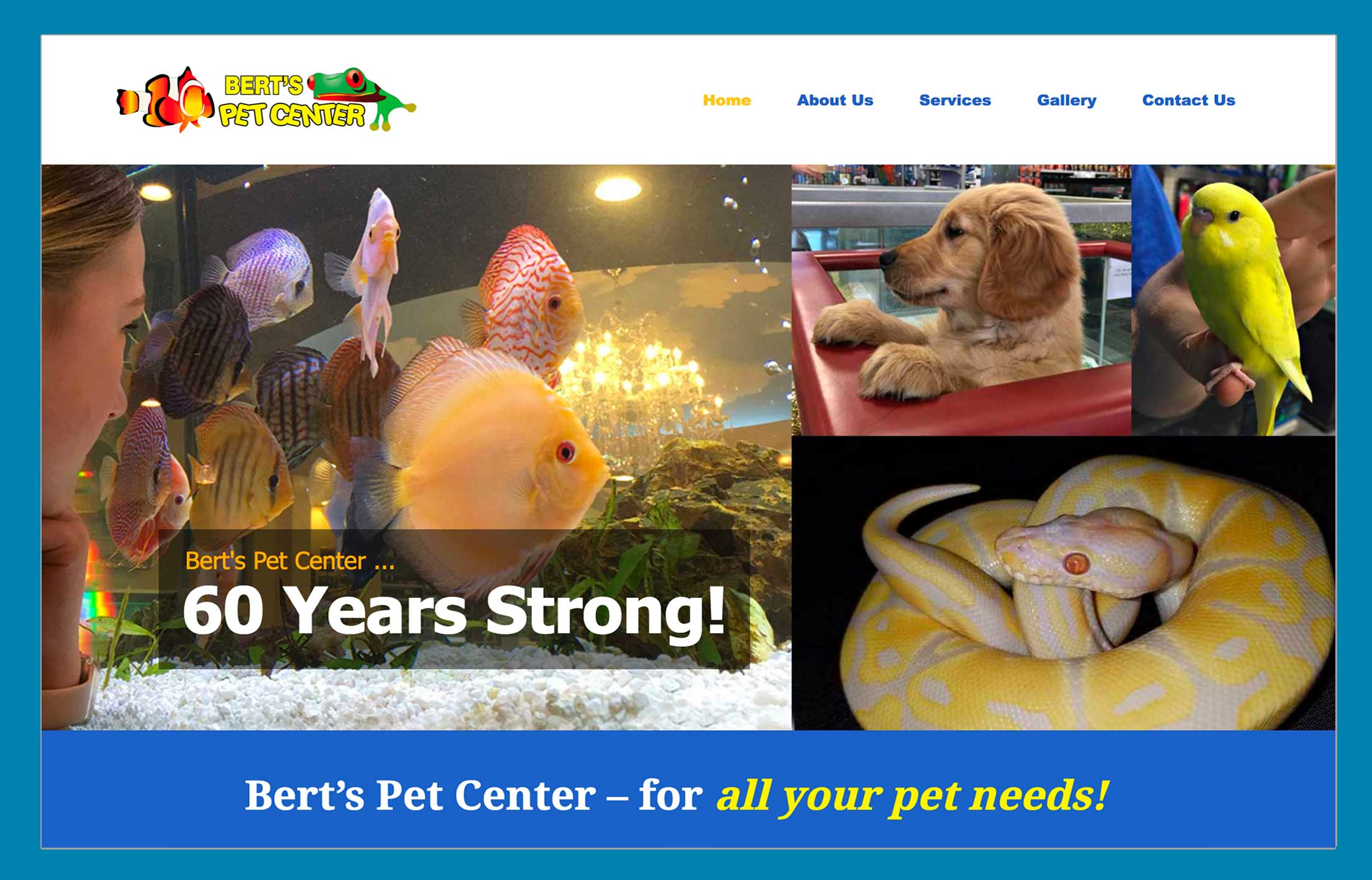 Bert Pet Center