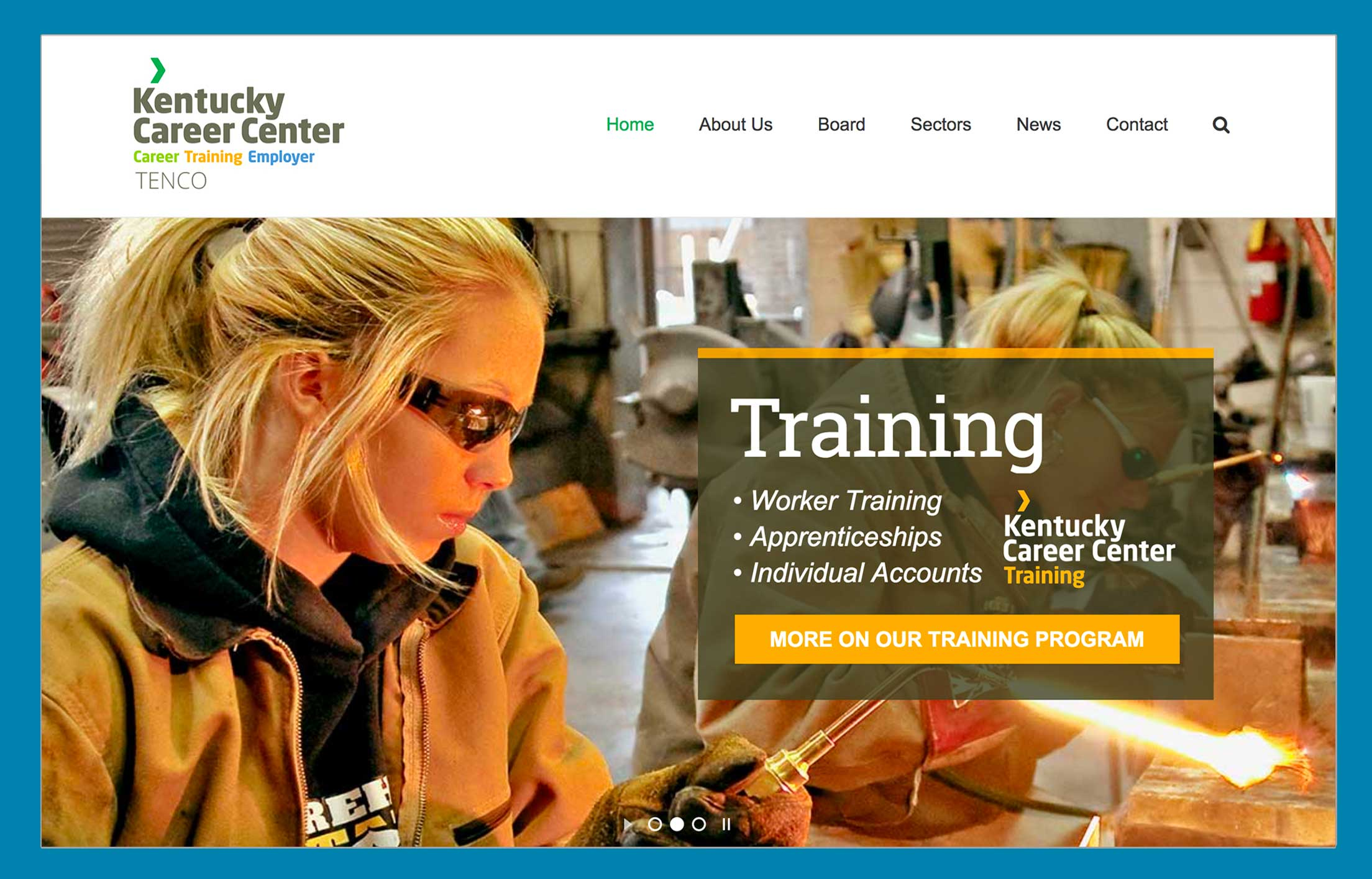 Kentucky Career Center - TENCO