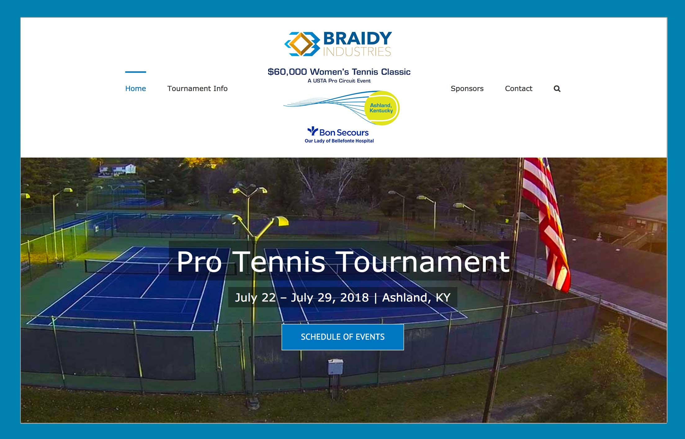 Braidy Industries Tennis Classic