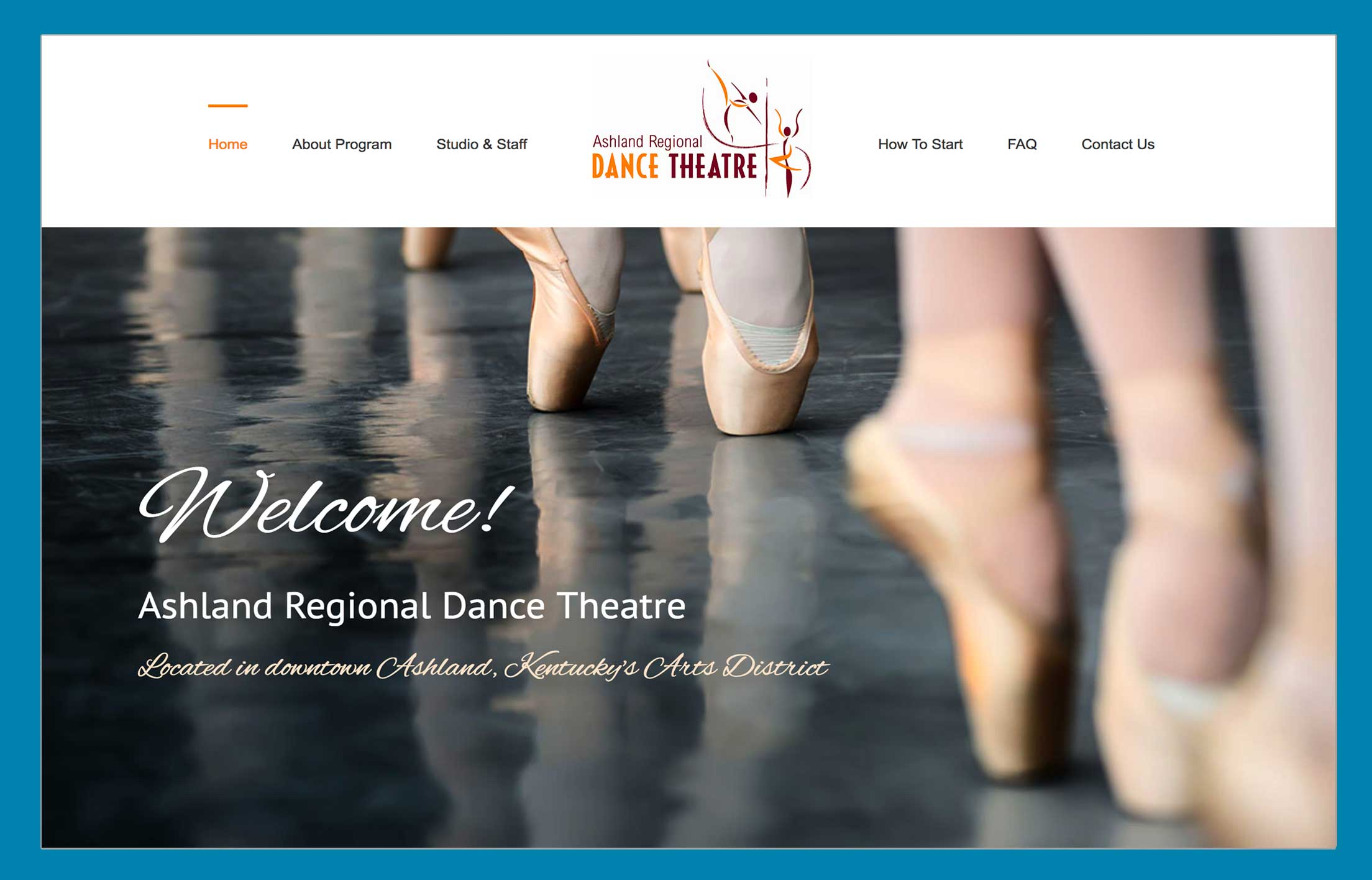 Ashland Regional Dance Theatre
