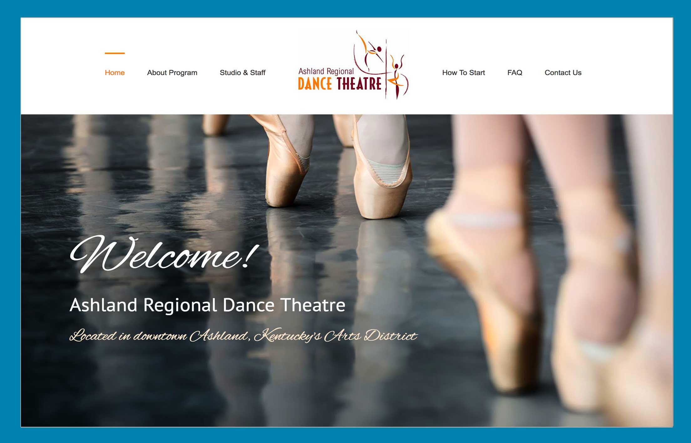 Ashland Regional Dance Theatre