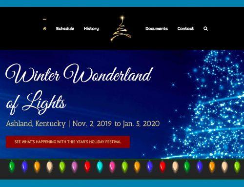 Winter Wonderland of Lights