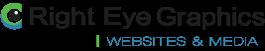 Right Eye Graphics Logo
